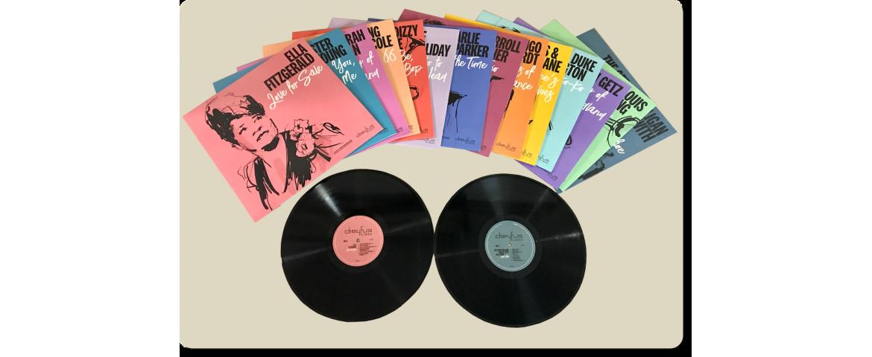 """The Classic 12"""" LP"""